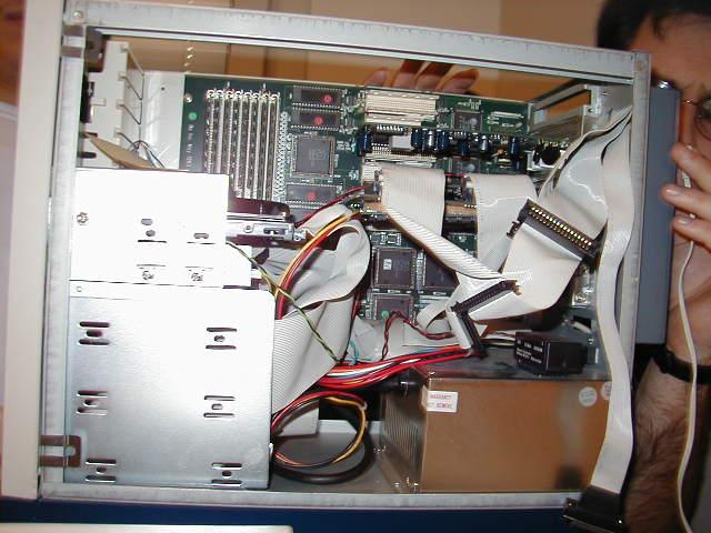 BeBox на процессорах Hobbit