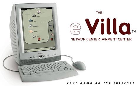 BeIA 1.0 на Sony eVilla