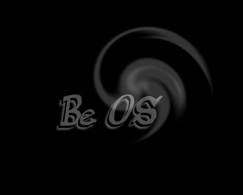 BeOS Gray