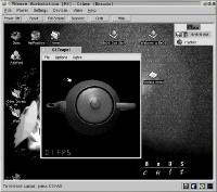 BeOS R5 in VMWare 3.0 [5]