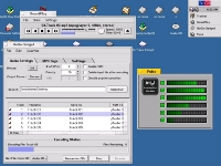 BeOS R5 PE on Six iP Pro 200Mhz
