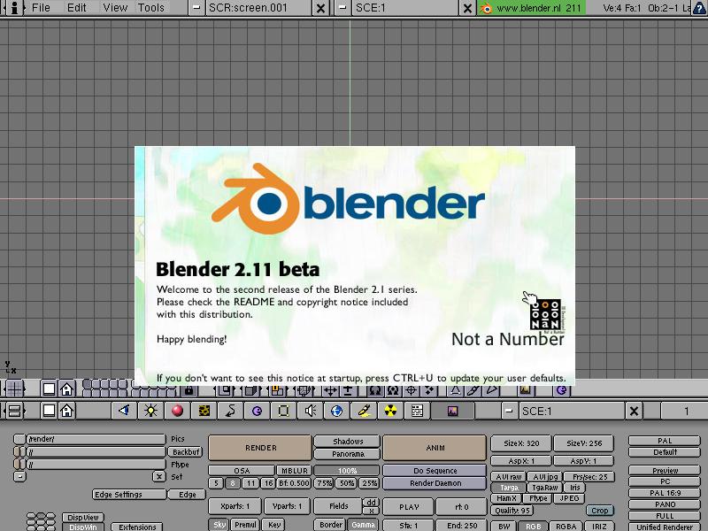 Blender 2.11
