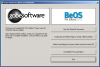 GoBe BeOS 5 Pro Edition Install Options