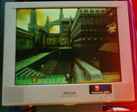 Quake3 for BeOS - fake?