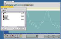 SampleStudio, первый доступный скриншот